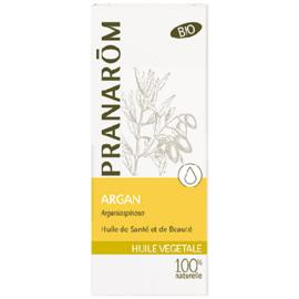 Pranarom huile végétale argan bio 50ml - 50.0 ml - huiles végétales - pranarom peaux matures ou fragilisées-12388