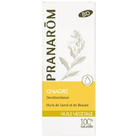 Pranarom huile végétale onagre bio 50ml - 50.0 ml - huiles végétales - pranarom Préserve du vieillissement-12401