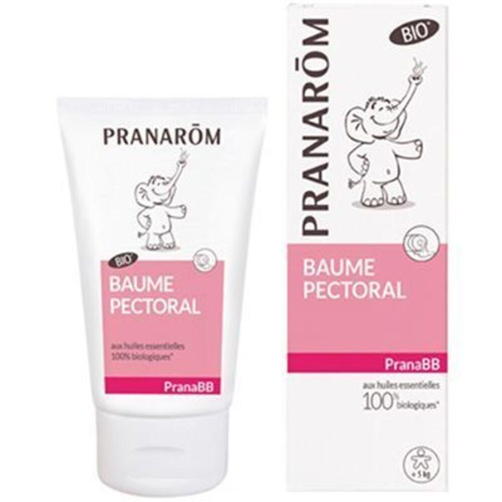 Pranarom pranabb baume pectoral 40ml Pranarom-223478