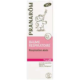 Pranarom pranabb baume respiratoire bio 40g - 40.0 g - pranarom -145726