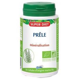 Prêle bio - 90.0 unites - les gélules de plantes bio - super diet favoriser la minéralisation-11130