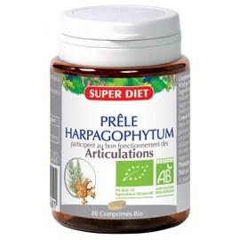 Prêle - harpagophytum bio - 80.0 unites - articulation - super diet Articulation-4487