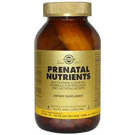 Prenatal - solgar -195391