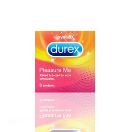 Preserv pleasure me / 3 - durex -147834