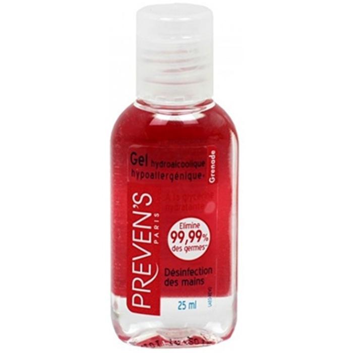 Preven's gel hydroalcoolique grenade 25ml Preven's-191974