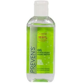 Preven's gel hydroalcoolique thé vert 100ml - preven's -220801