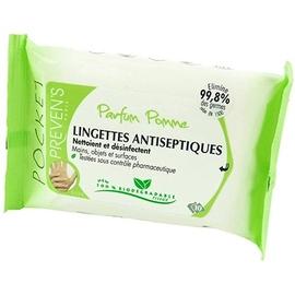 Preven's lingettes antiseptiques pomme x10 - preven's -191613