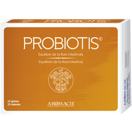 Probiotis 90 gélules - herbaethic -205964