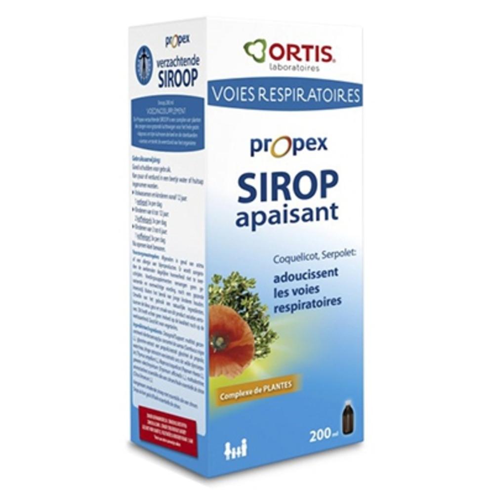 Propex sirop apaisant - divers - ortis -139160