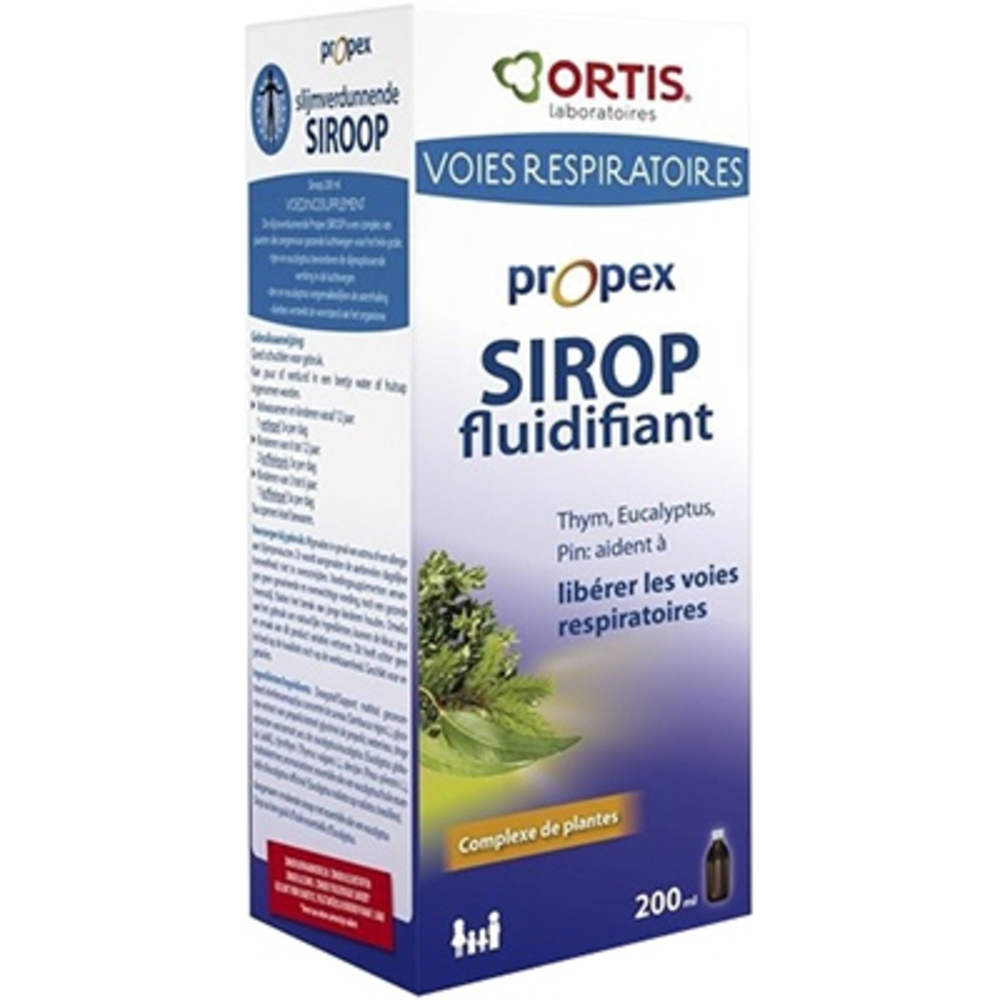 Propex sirop fluidifiant - divers - ortis -139161
