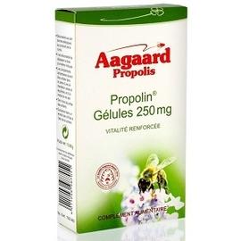 Propoline gélules 250mg - 30.0 unites - basiques - aagaard propolis -1070