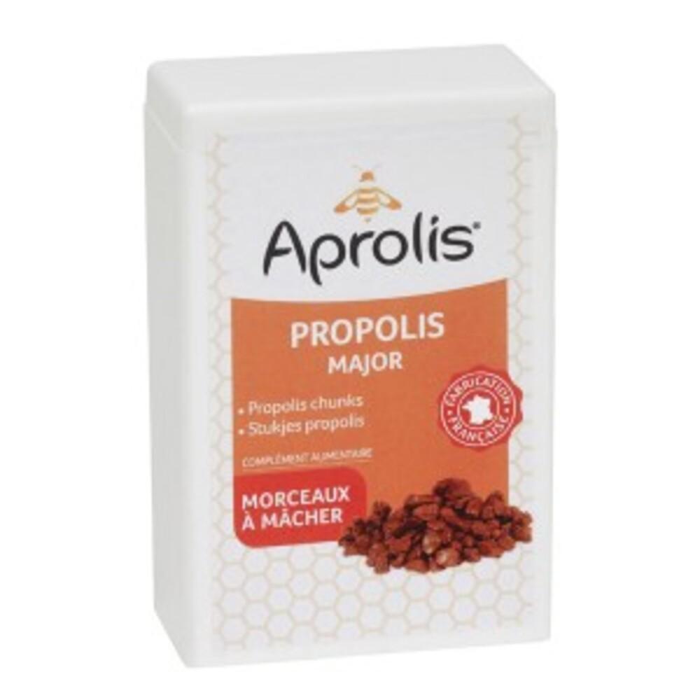 Propolis major nature - 10.0 g - compléments alimentaires - aprolis -14808