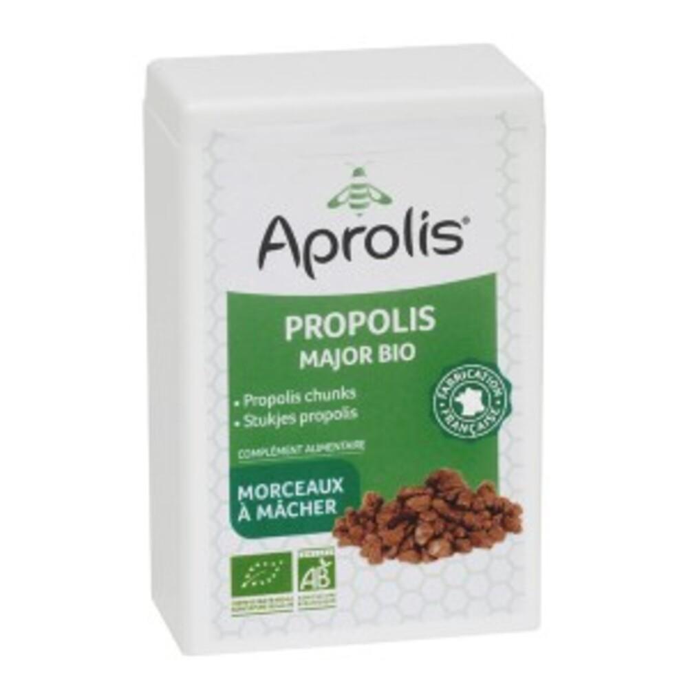 Propolis major nature bio - 10.0 g - compléments alimentaires - aprolis -14809