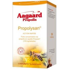 Propolysan - 50.0 unites - pratiques - aagaard propolis -133280