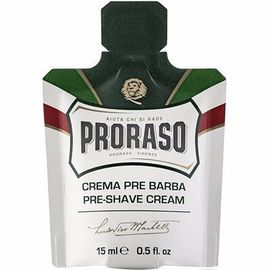 Proraso crème avant rasage de voyage 15ml - proraso -215180