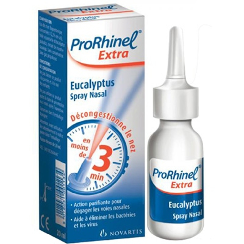 Prorhinel extra eucalyptus - 20.0 ml - prorhinel -145113