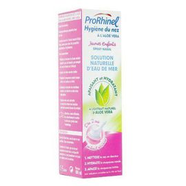 Prorhinel spray nasal jeunes enfants aloe vera 100ml - prorhinel -220397