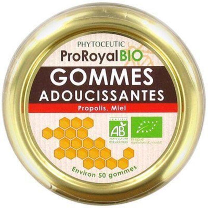 Proroyal bio gommes adoucissantes 50g Phytoceutic-5823