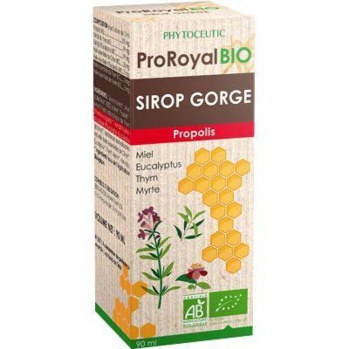 Proroyal bio sirop gorge propolis Phytoceutic-5844