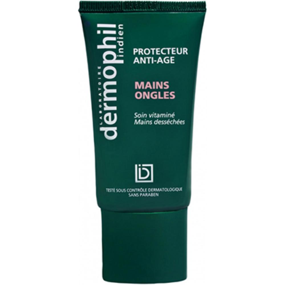 Protecteur anti-âge mains & ongles - 50.0 ml - dermophil indien -145778