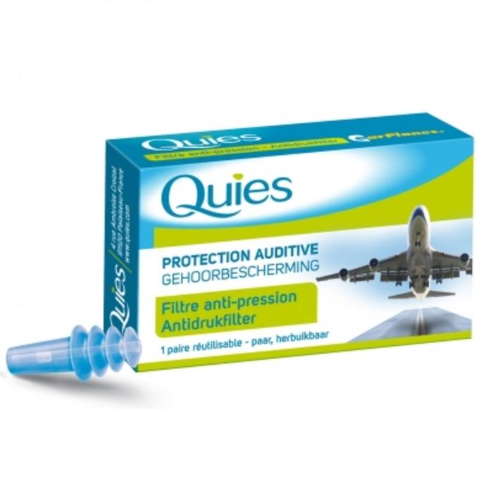 Protection auditive spécial avion adulte Quies-145848