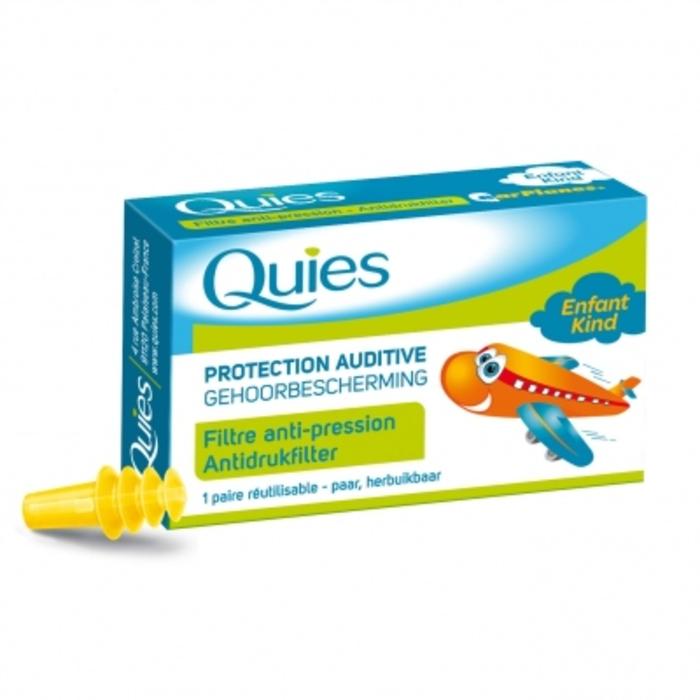 Protection auditive spécial avion enfant Quies-145918