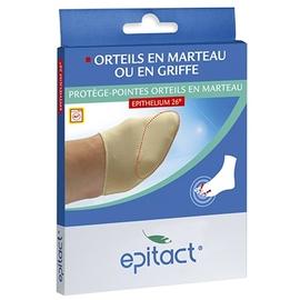 Protège-pointes orteils en marteau taille s - epitact -145546