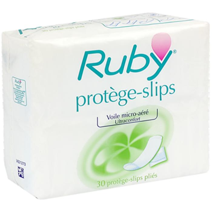 Protège-slips pliés Ruby-199681
