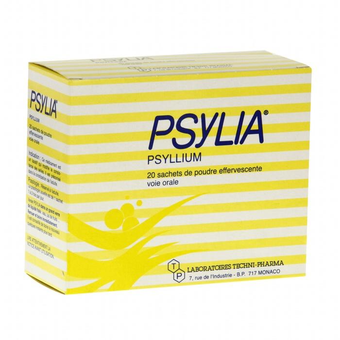 Psylia poudre - 20 sachets Laboratoires techni pharma-193526