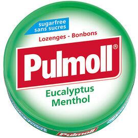 Pulmoll eucalyptus menthol 45g - pulmoll -146125