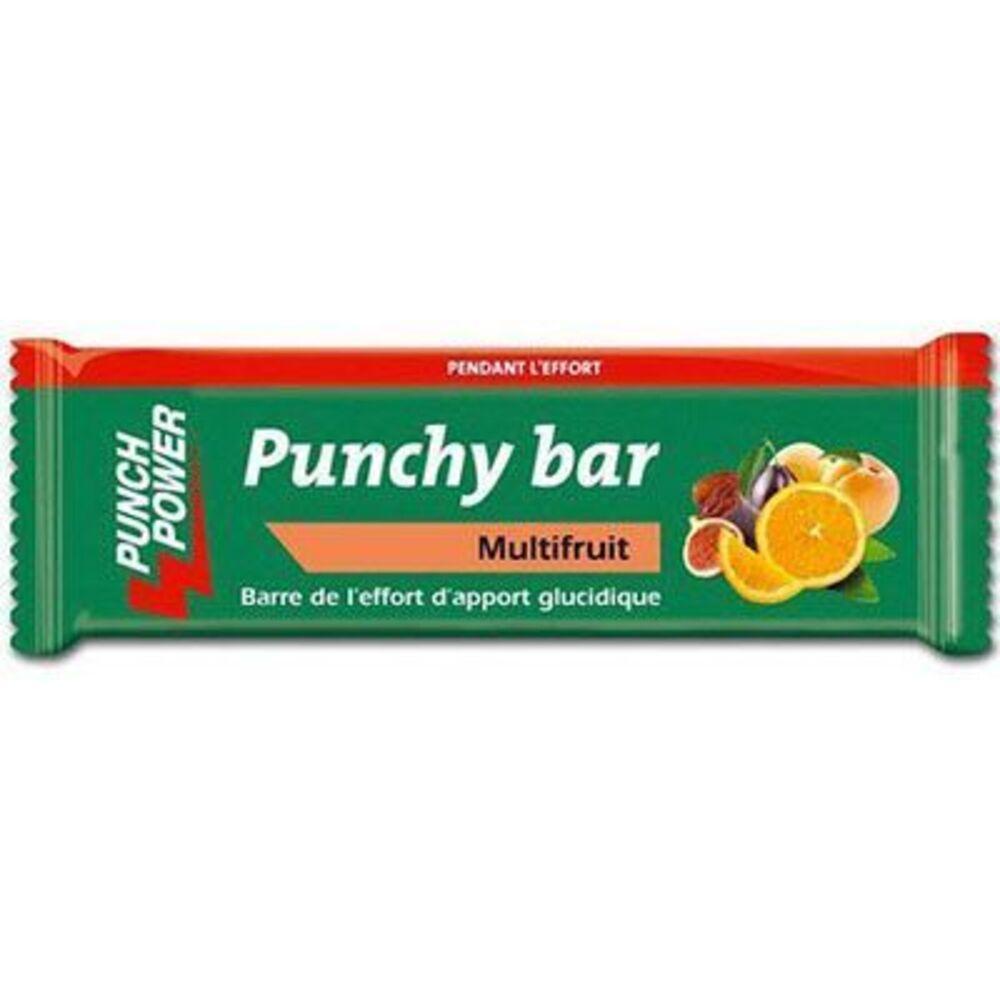 Punch power barre energétique multifruit 30g - punch-power -221977