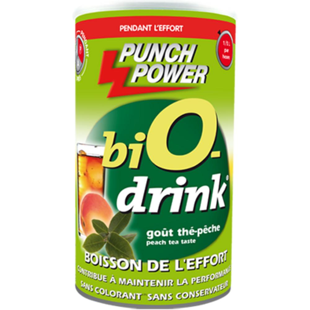 Punch power bio drink thé pêche 500g - punch-power -221974
