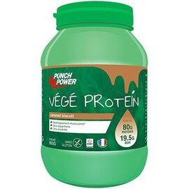 Punch power végé protéin caramel biscuit 900g - punch-power -221982