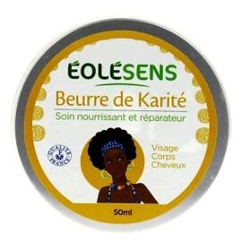Pur beurre de karité bio - 50 ml - divers - eolesens -189141