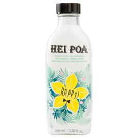 Pur monoï de tahiti déco happy collector 100ml - hei poa -226013