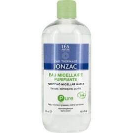 Pure, eau micellaire peaux mixtes à grasses - flacon 500 ml - divers - eau thermale jonzac -189046