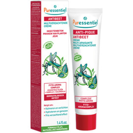 Puressentiel anti-pique crème multi-apaisante 40ml - puressentiel -220501