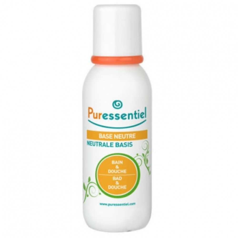 Puressentiel expert base neutre pour bain - 100.0 ml - base neutre - puressentiel -13377