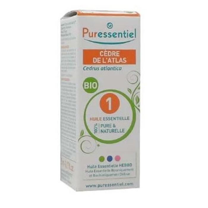 Puressentiel huile essentielle cèdre de l'atlas bio - 5ml Puressentiel-204978