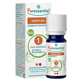 Puressentiel huile essentielle giroflier bio - puressentiel -198141