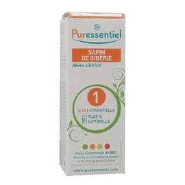 Puressentiel huile essentielle sapin de sibérie - 10ml - puressentiel -204994