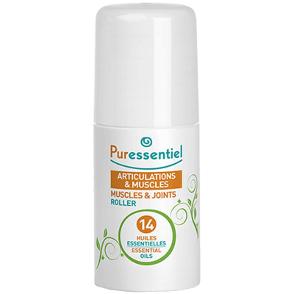 Puressentiel roller articulations & muscles 75ml - 75.0 ml - articulation - puressentiel -13321