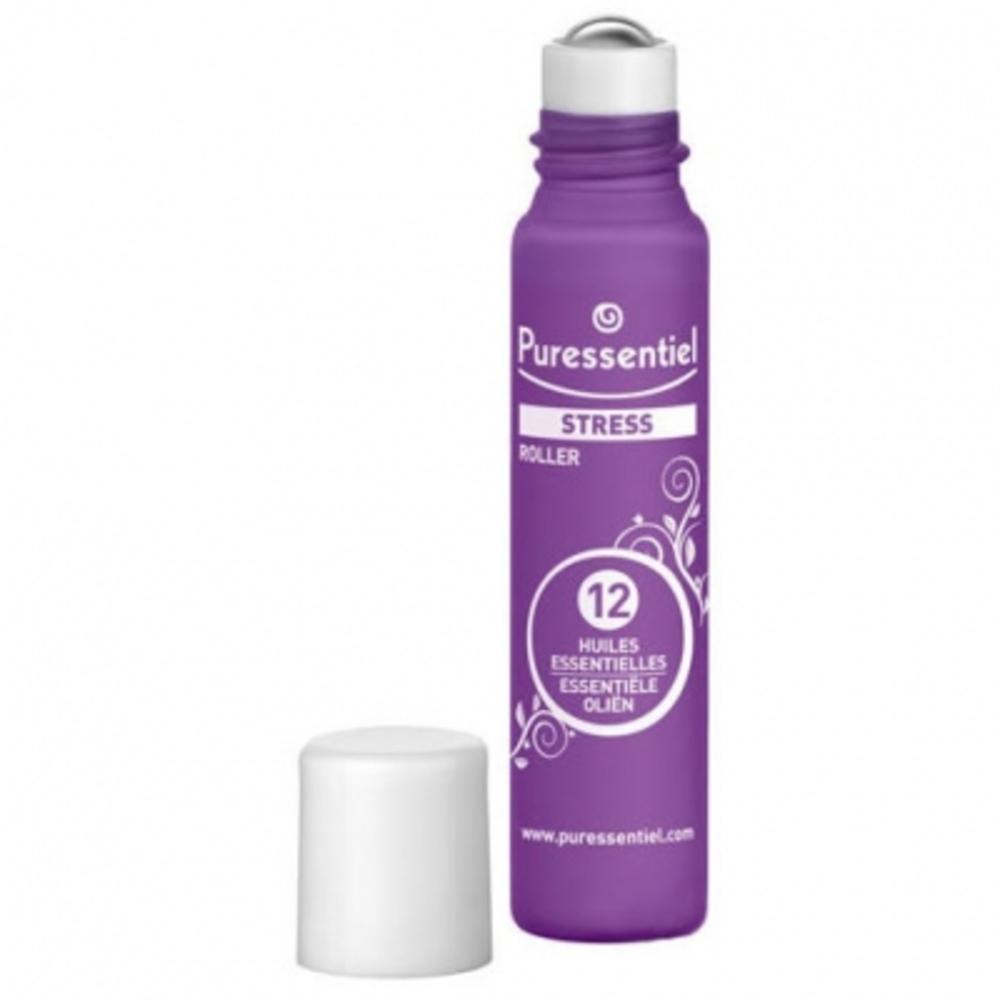 Puressentiel stress roller - 5.0 ml - roller - puressentiel -13325