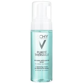 Purete thermale eau moussante - 150.0 ml - nettoyage visage - vichy Réveille l'éclat et la fraîcheur du teint-109107
