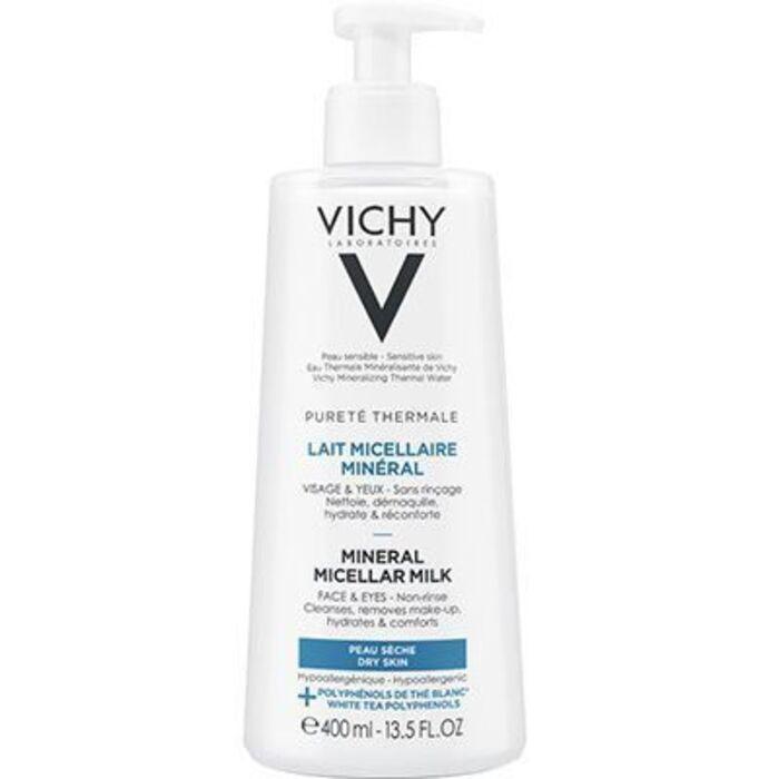 Pureté thermale lait micellaire minéral 400ml Vichy-227891