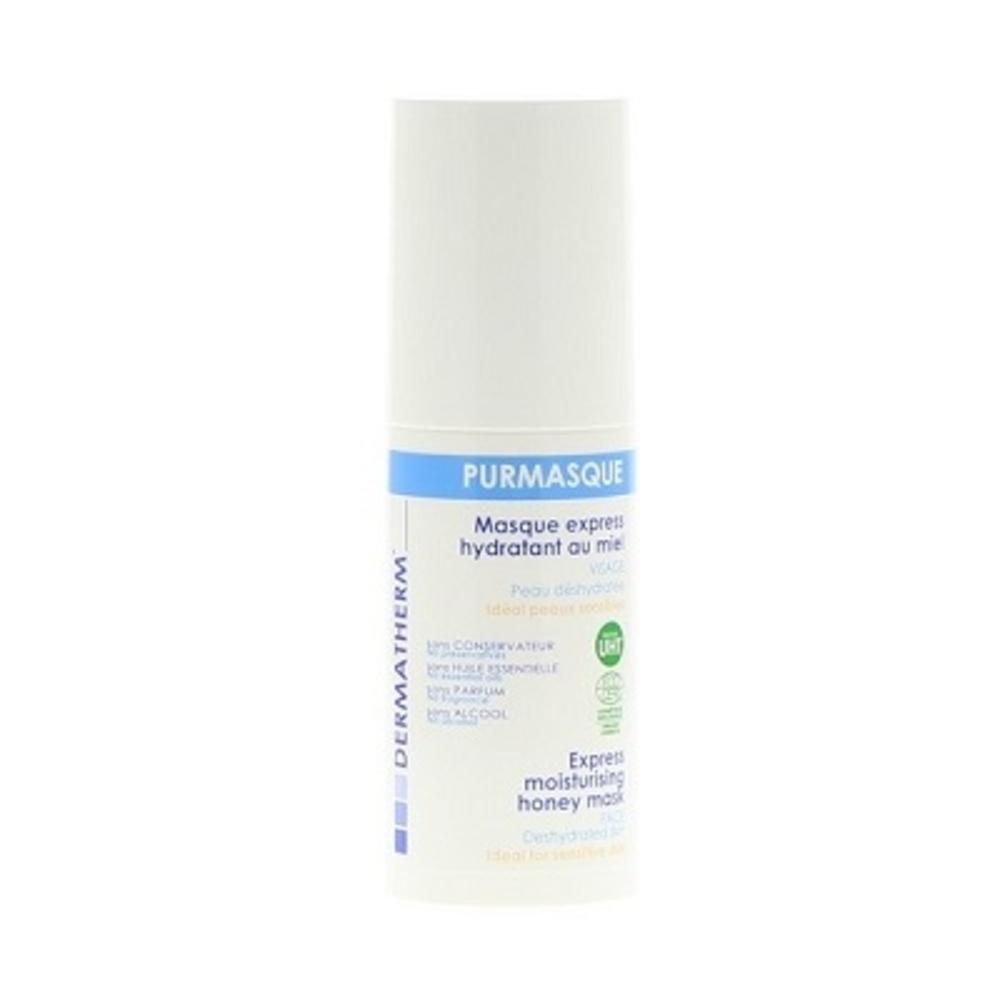 Purmasque Masque Hydratant Réparateur - 50.0 ml - Famille - Dermatherm Masque Hydratant Réparateur au miel-108471