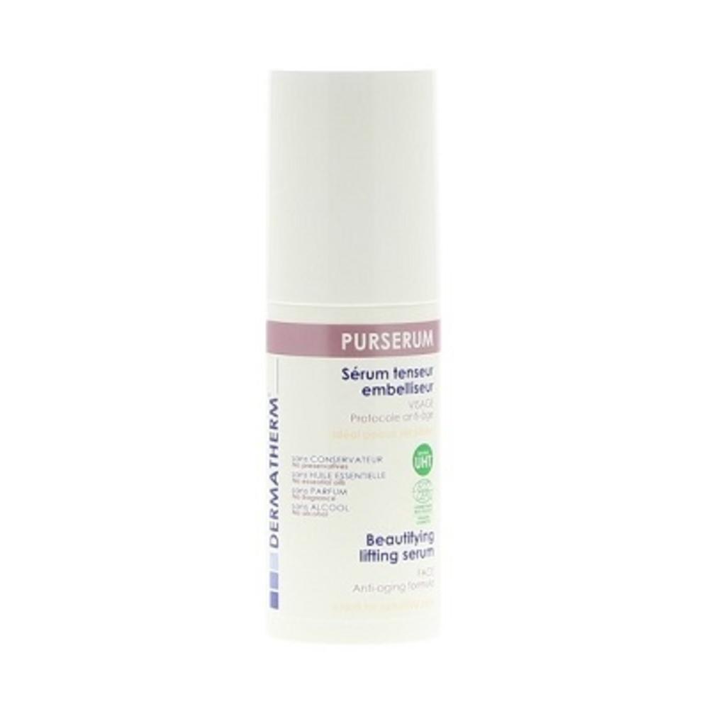 Purserum visage - 50.0 ml - famille - dermatherm Sérum Tenseur Révélateur de Teint-108456