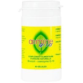 Q-10 - 60 gélules - divers - oemine -140148