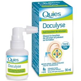 Quies doculyse céruménolytique - 30.0 ml - quies -146116