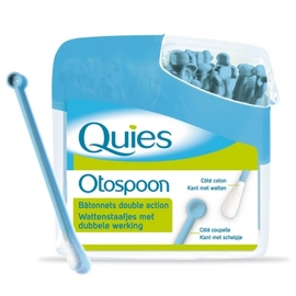 Quies otospoon bâtonnets ouatés - quies -199195